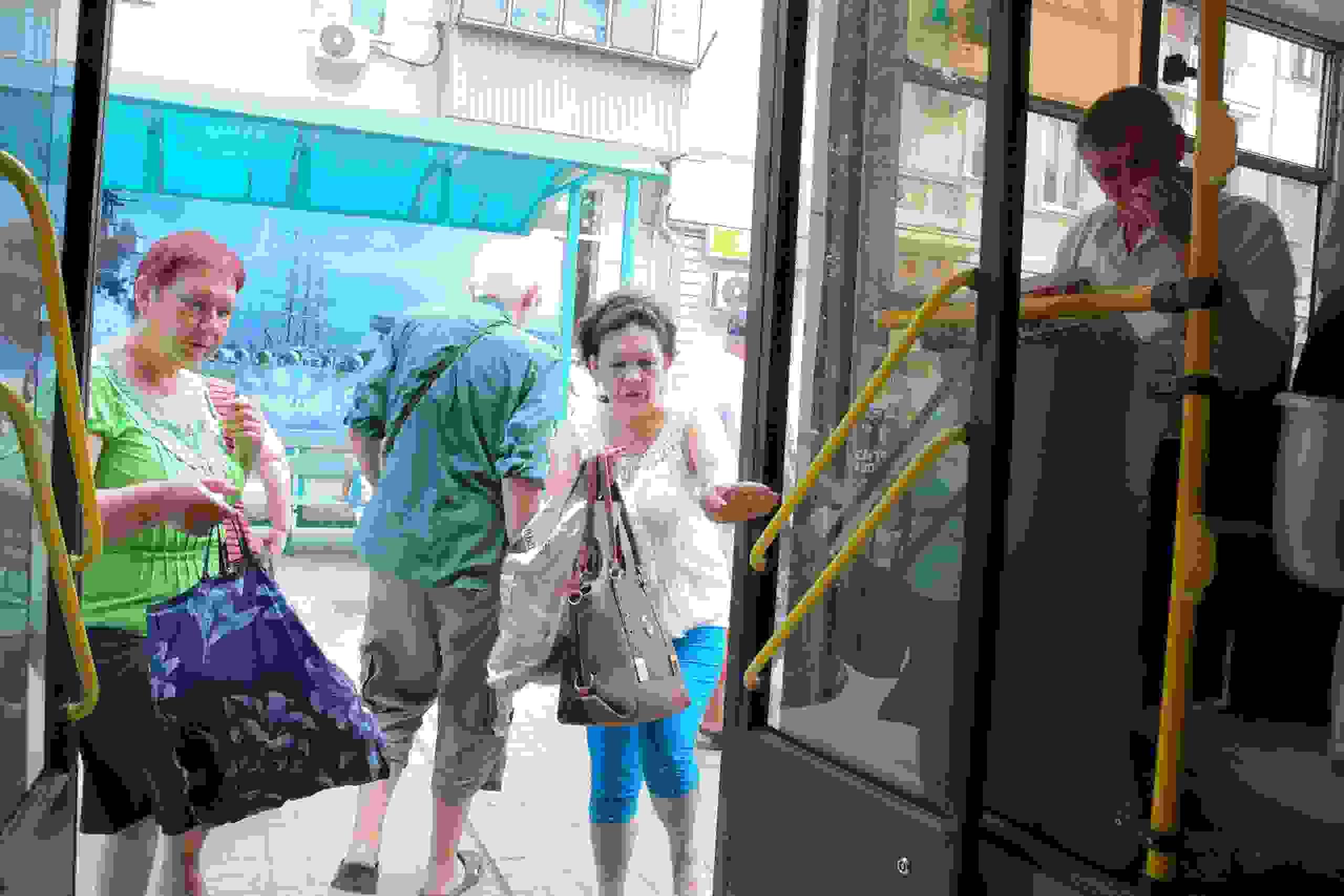 ВНовороссийске впродаже нет льготных транспортных карт