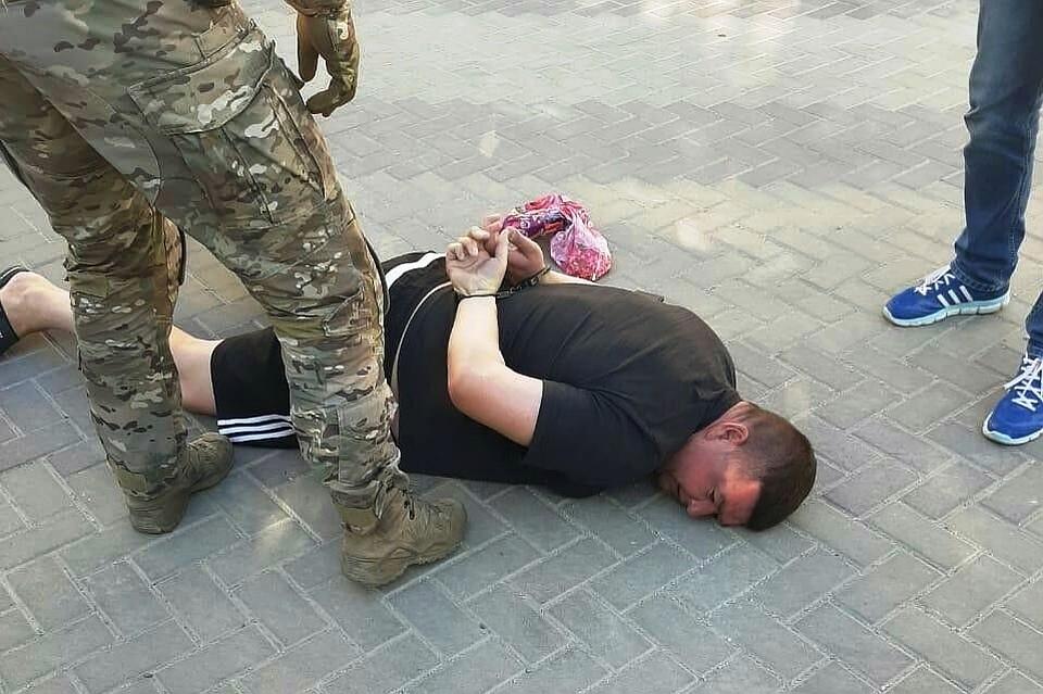 Под Новороссийском поймали полицейского, который крышевал незаконный джиппинг