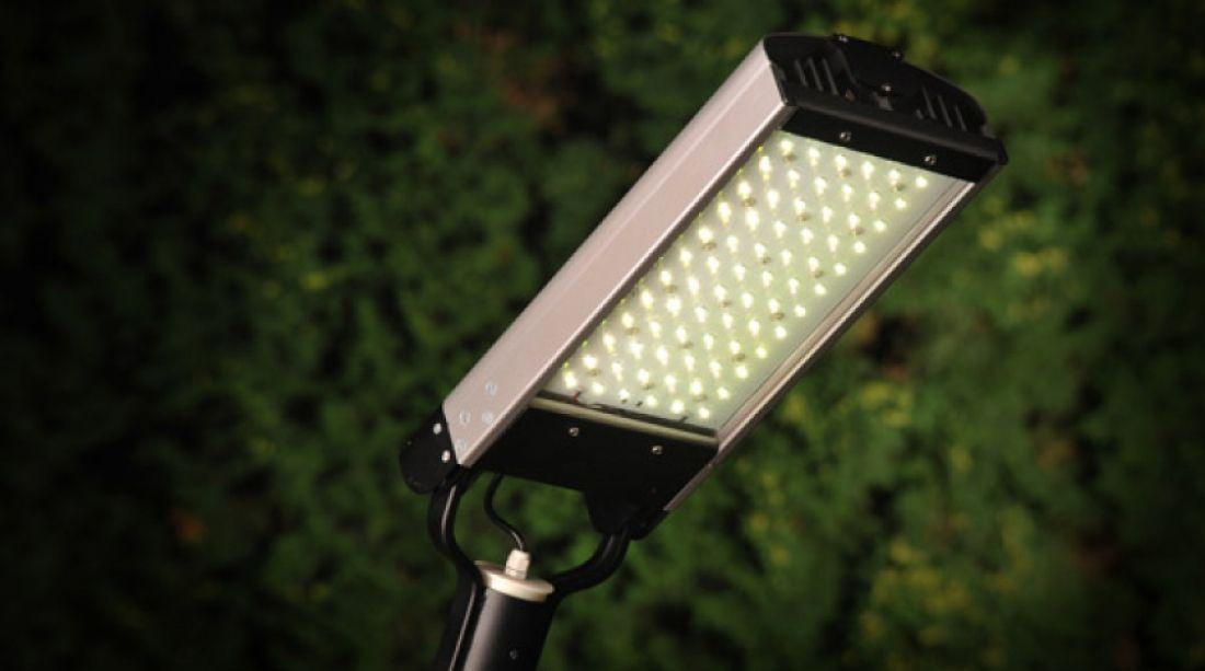 В Новороссийске установят новые фонари