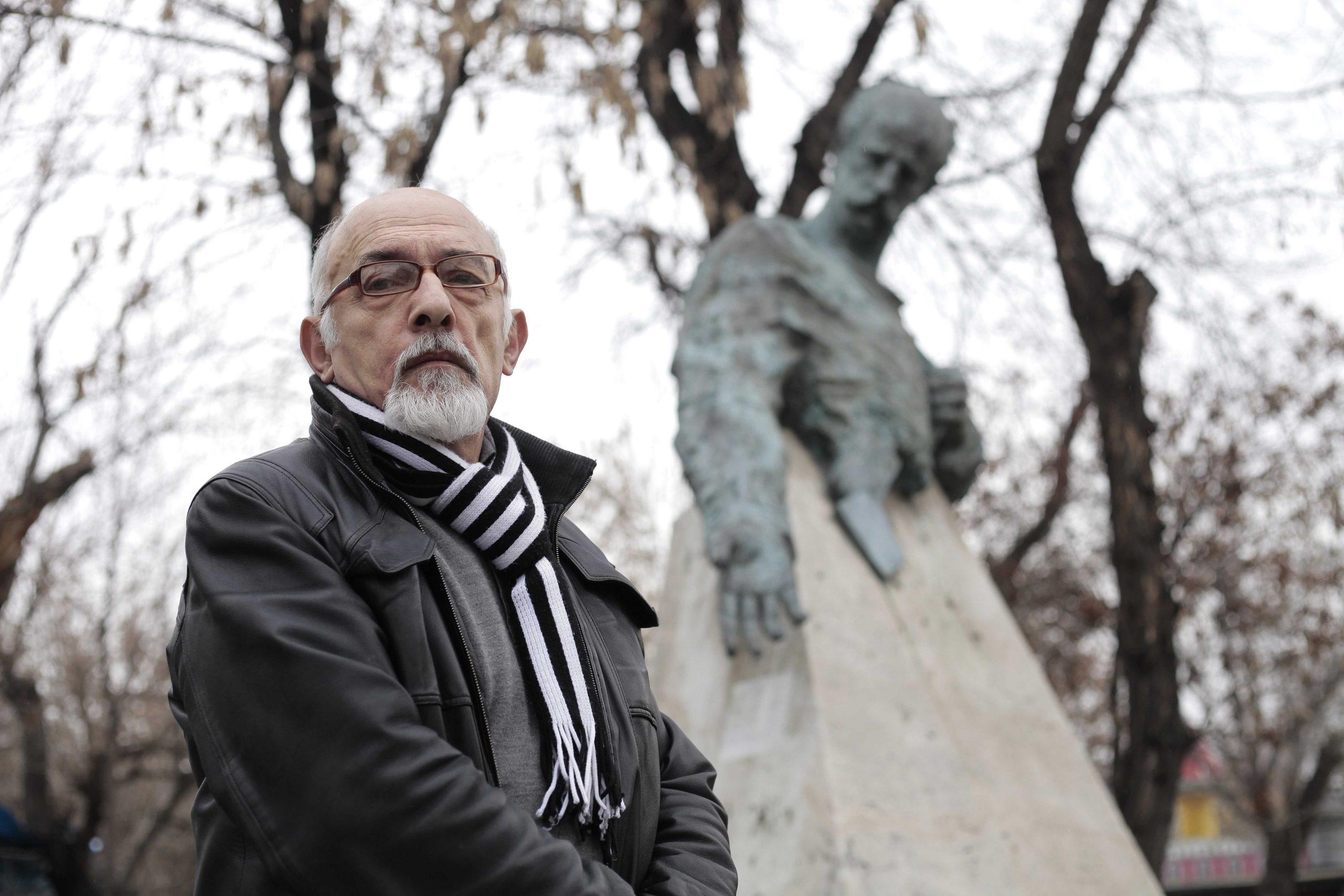 Мастер бронзы привез вНовороссийск скульптуры международного уровня