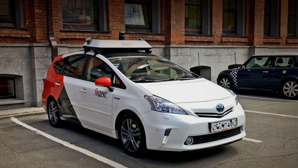 В Краснодарском крае появятся автомобили без водителей