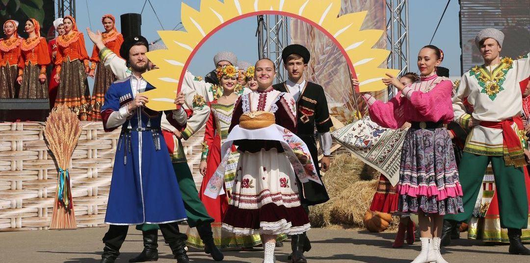В Краснодаре прошла IX ежегодная выставка «Кубанская ярмарка»