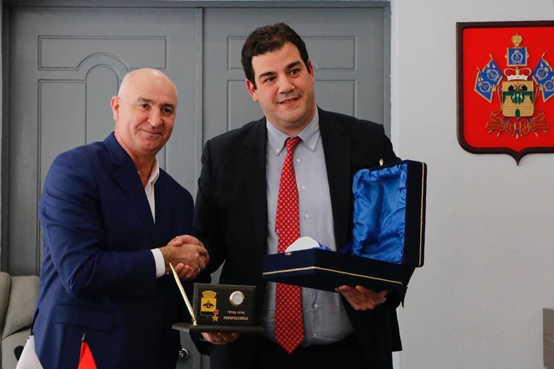 В Новороссийске новый турецкий консул