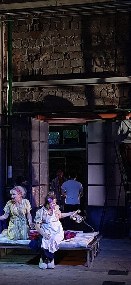 В Новороссийске ожидание премьеры про ожидание любви