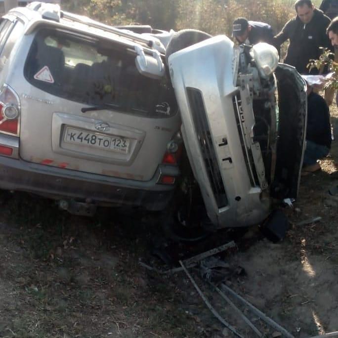Смертельный поворот новороссийского водителя