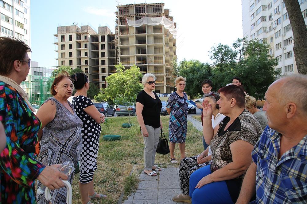 стройка в Новороссийске