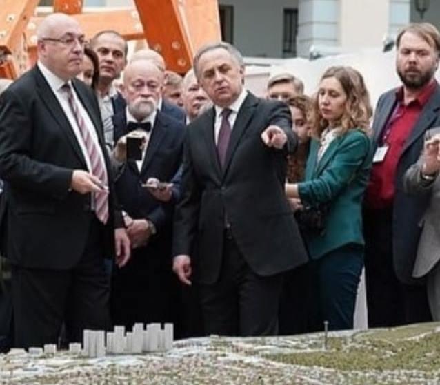 Перспективы развития Новороссийска высоко оценил Виталий Мутко