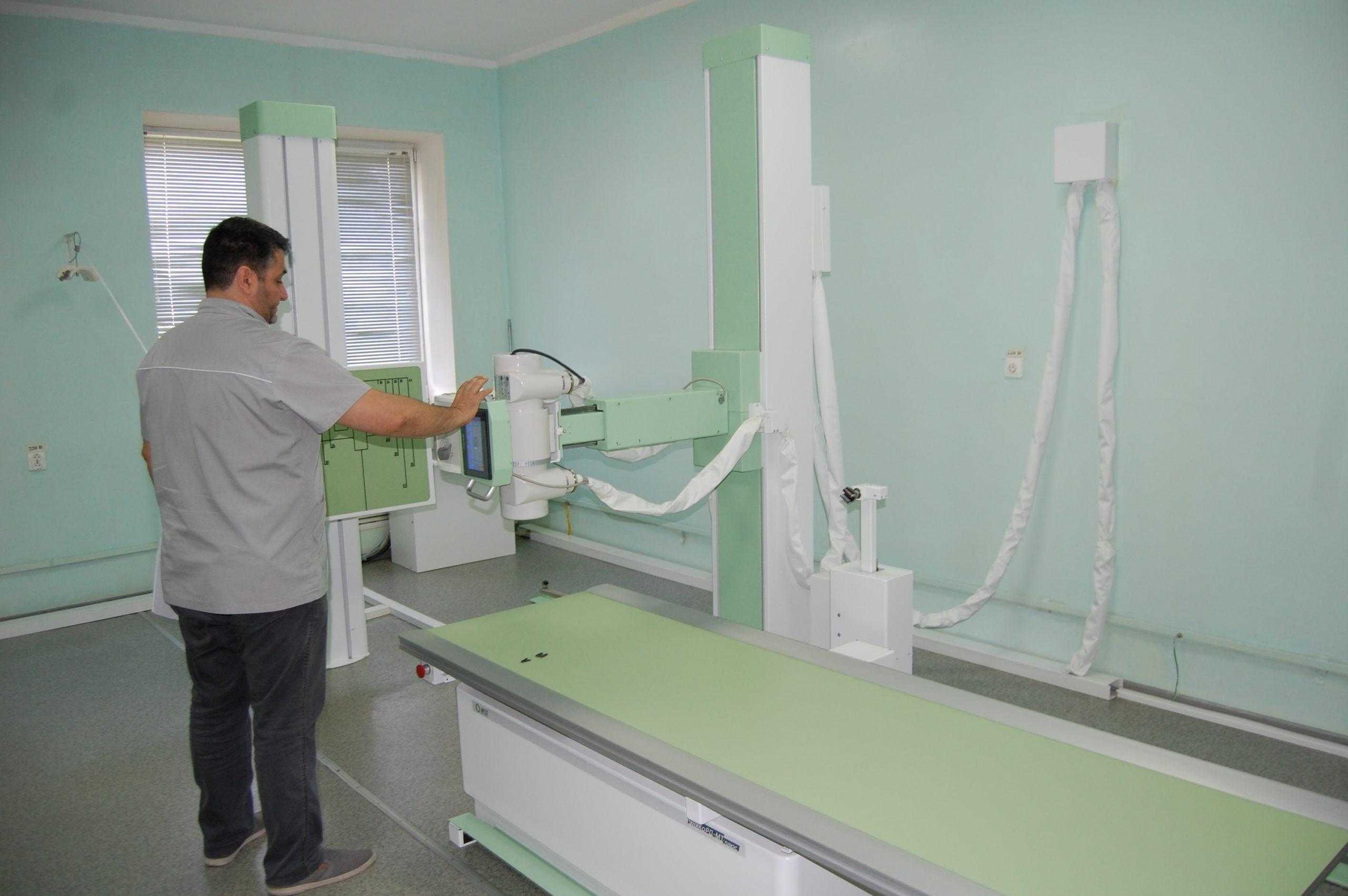 Новороссийская поликлиника обзавелась диагностическим кабинетом