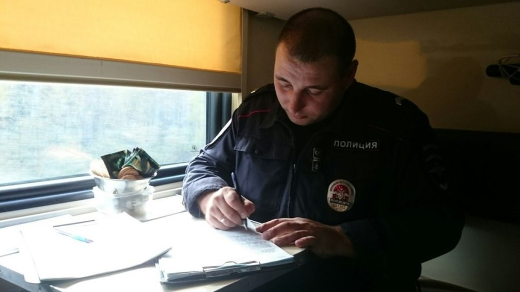 Из купе поезда Новороссийск — Владикавказ пропал дорогой телефон