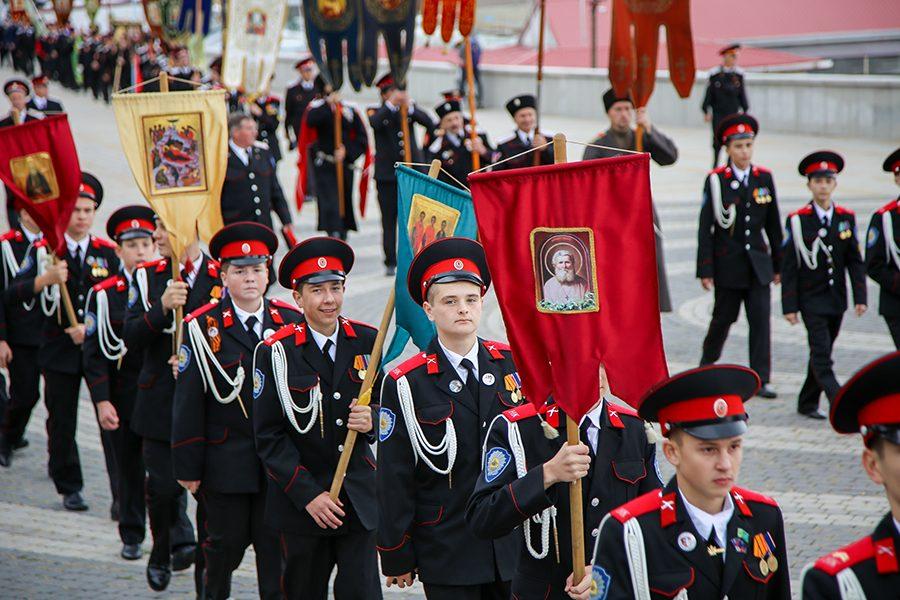 В Новороссийске прошел крестный ход