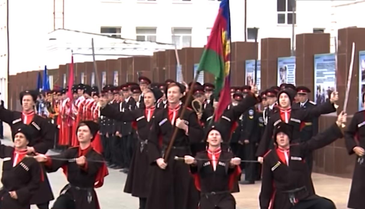 С Новороссийским казачьим корпусом нет смысла бороться