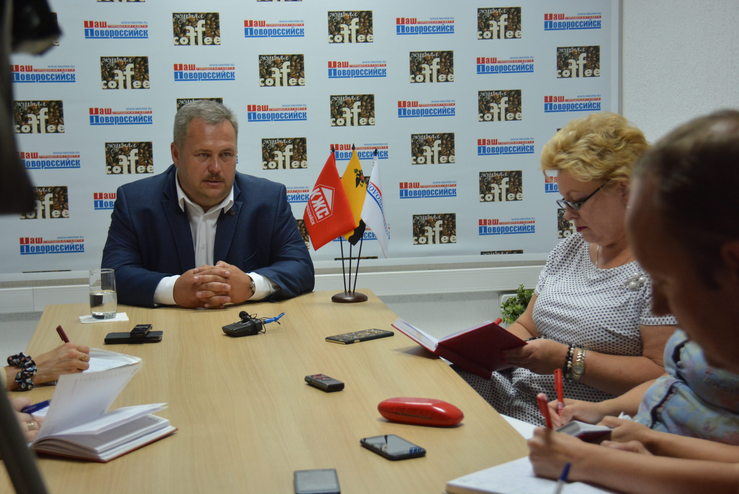 Власти Новороссийска против банкротства КЖС
