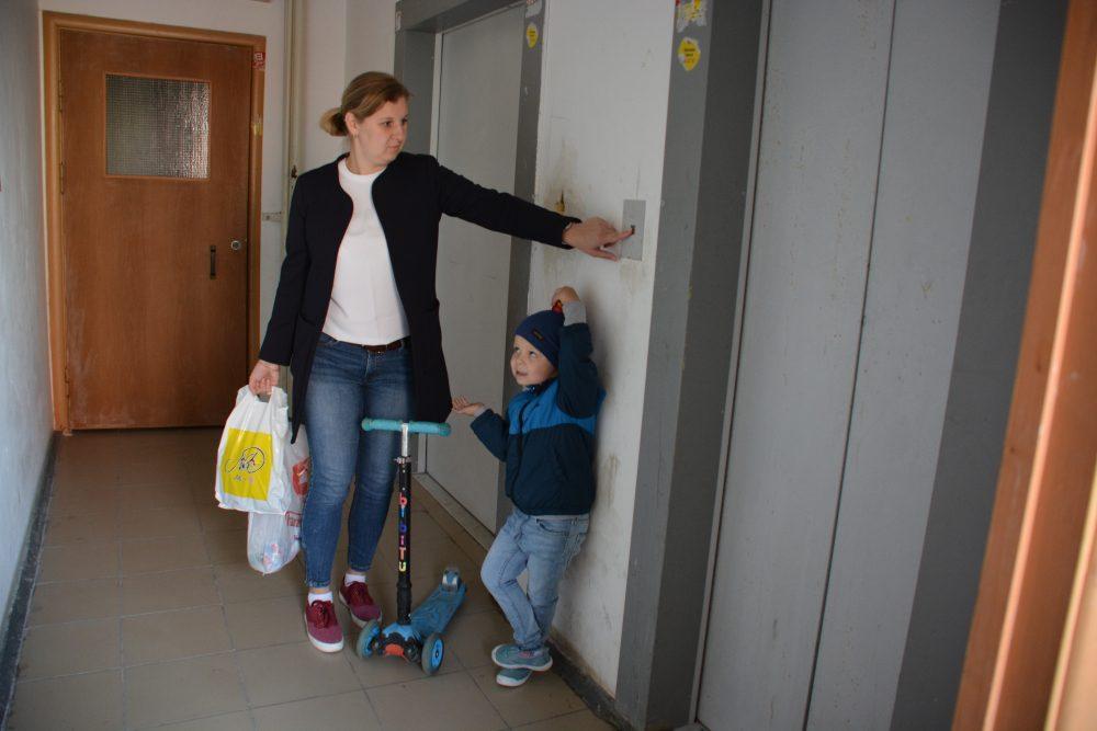 В Новороссийске  постепенно обновляется городское лифтовое хозяйство