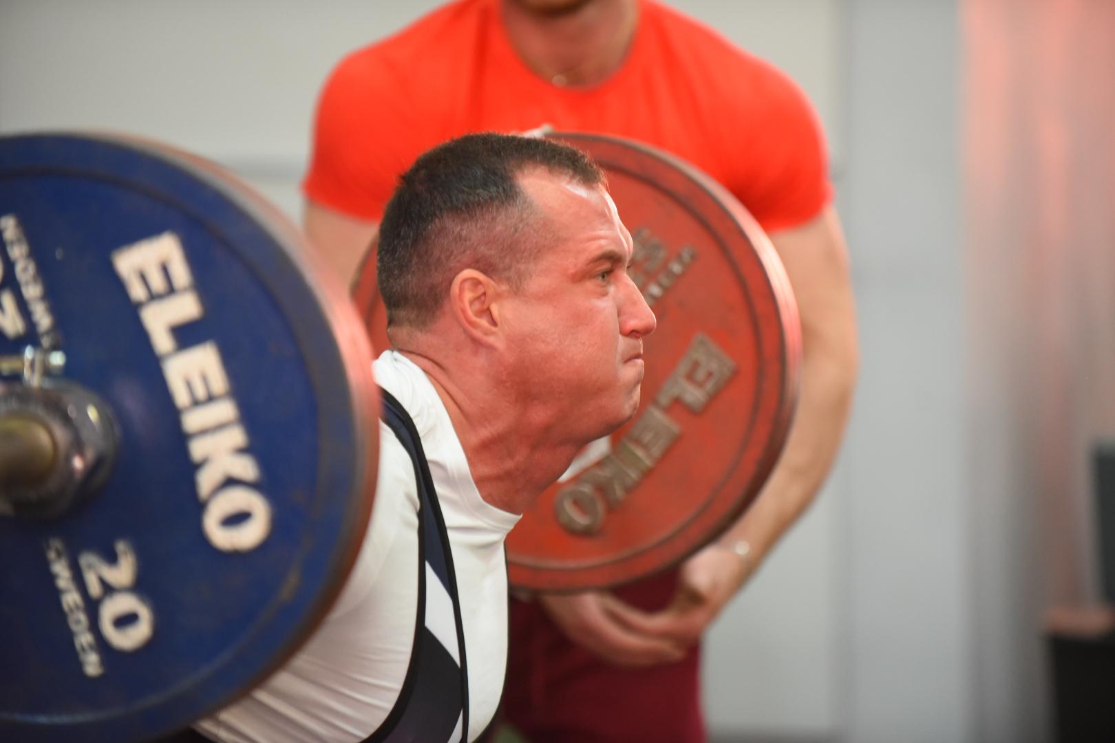 ВНовороссийске наКубке Евразии силачи пытались побить рекорды России иЕвропы