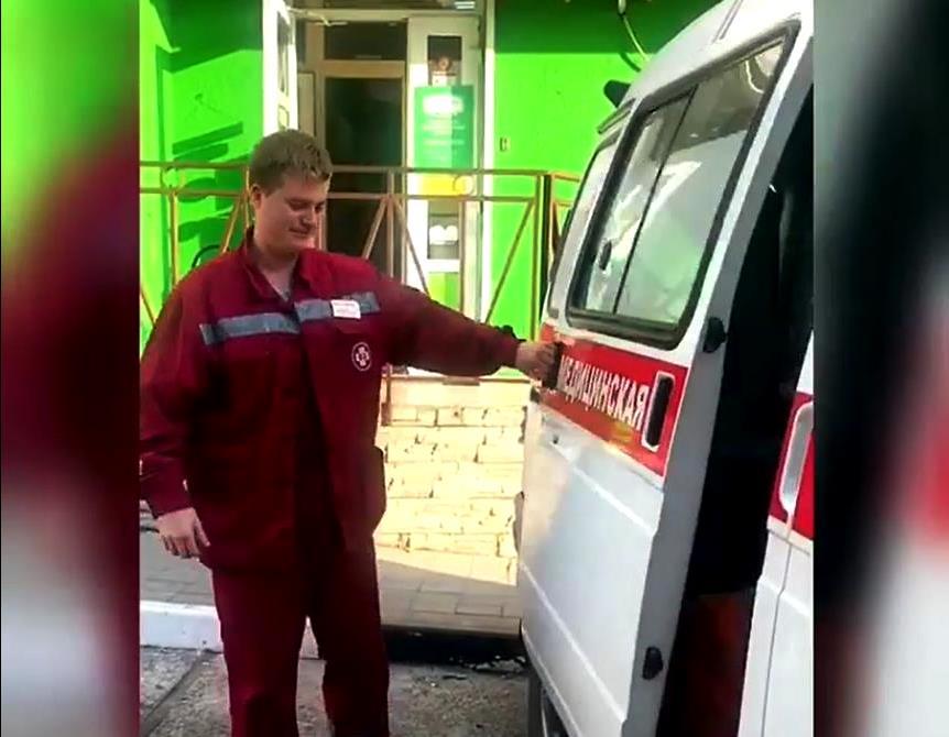 В Новороссийске медбрат считает все время рабочим