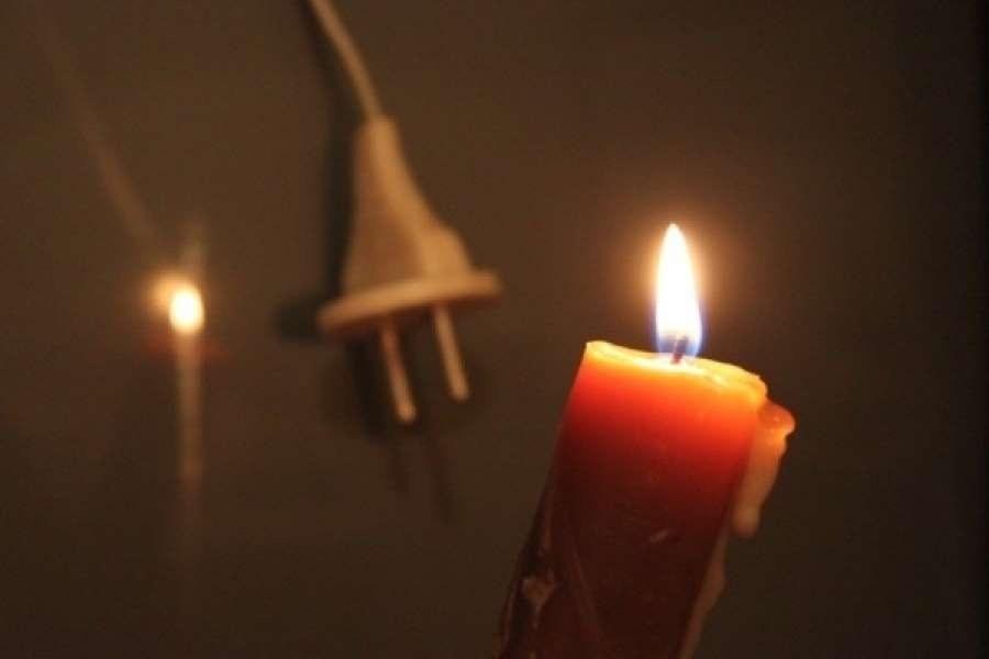 Отключения электричества в Новороссийске 31 октября 2019