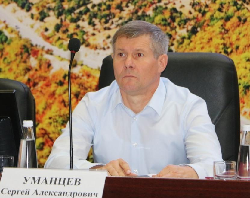 У главы Новороссийска новый зам - Сергей Уманцев