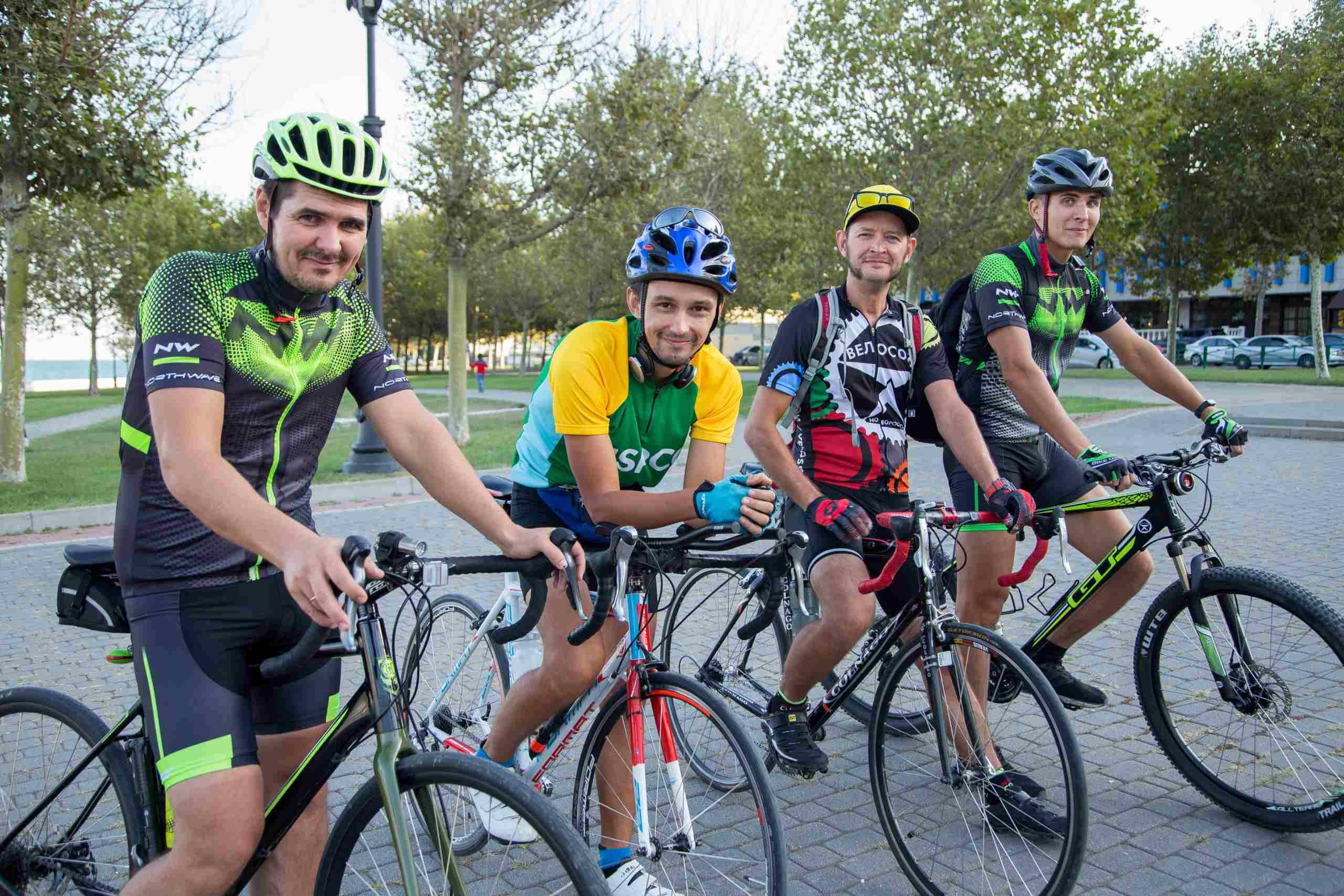Новороссийцы готовятся к велосипедному марафону Париж — Брест — Париж