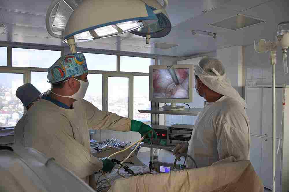 В Новороссийске хирурги спасли почку восьмилетнему ребенку