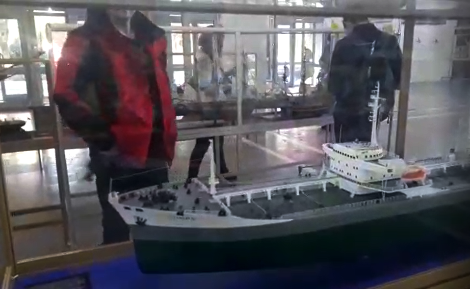 В Новороссийске модели выстроились в ряд