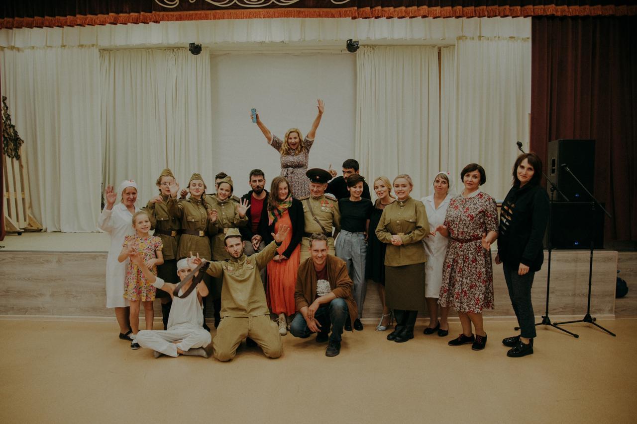 Новороссийский любительский театр заставил плакать обладателей «Золотой маски»