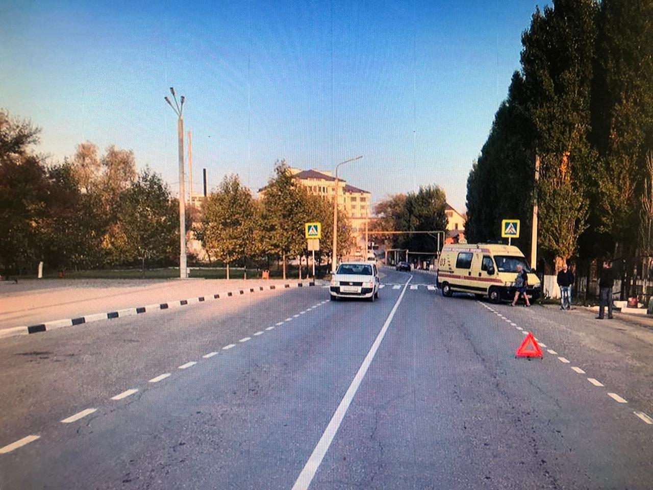 На буграх Новороссийска автобус задавил водителя