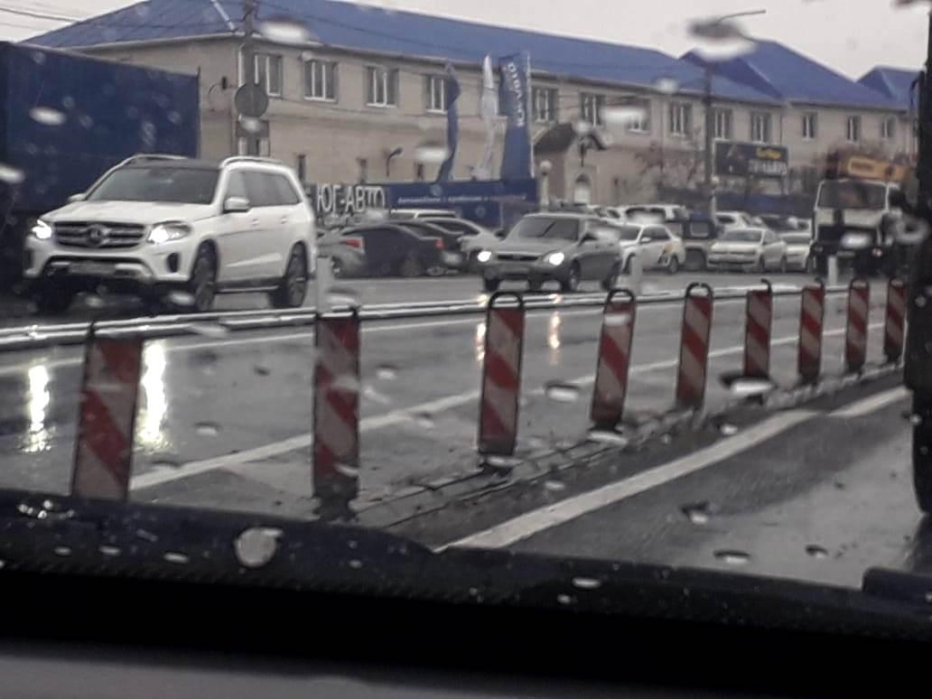 В Новороссийске на Волчьих воротах появится ограждение