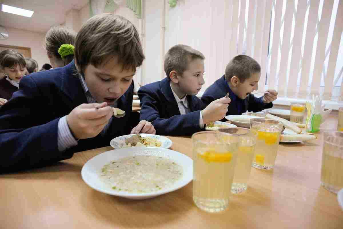 Школьное питание вНовороссийске: есть или неесть?
