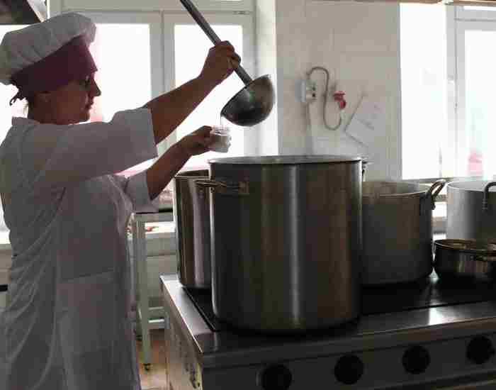 В новороссийском детском саду повара обварились кипятком