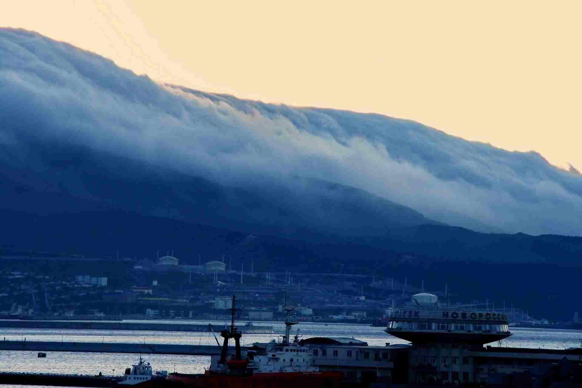 В Новороссийске сегодня усилится ветер