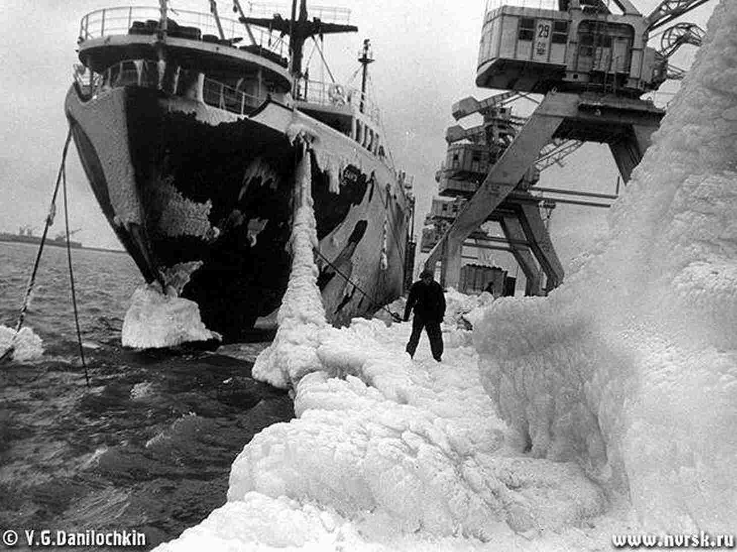 После аномального тепла наступит ледниковый период?