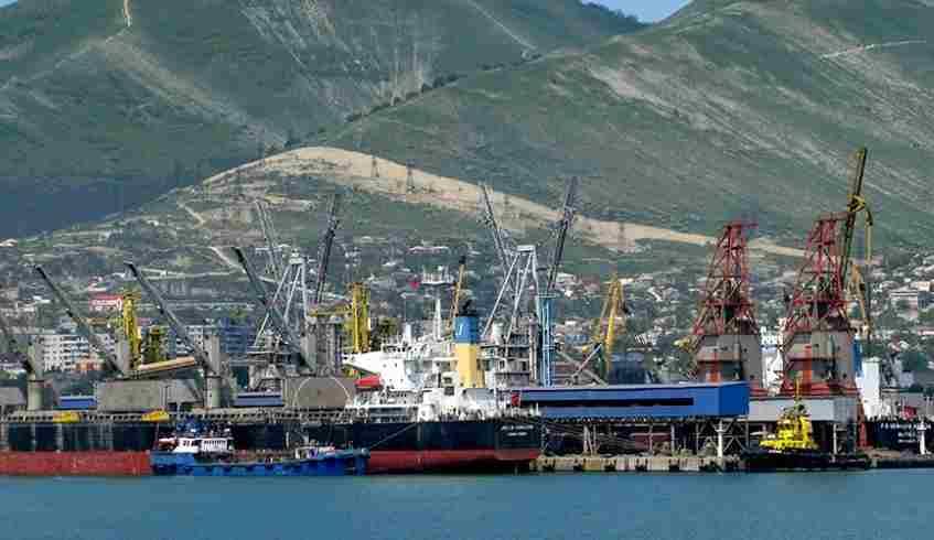 В Новороссийском морском порту появились новые менеджеры
