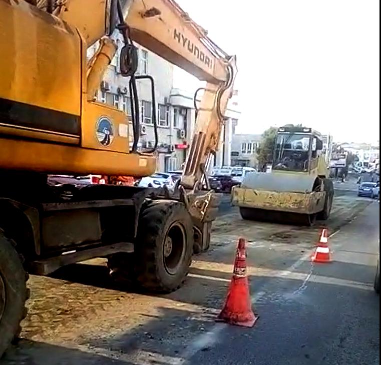В Новороссийске досрочно приступят к ремонту дорог: в программу попала 41 улица