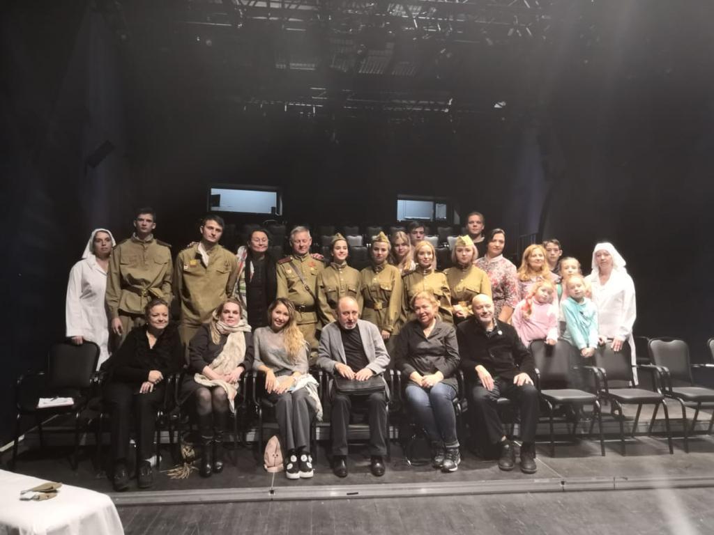 В Москве новороссийский студенческий театр назвали лучшим