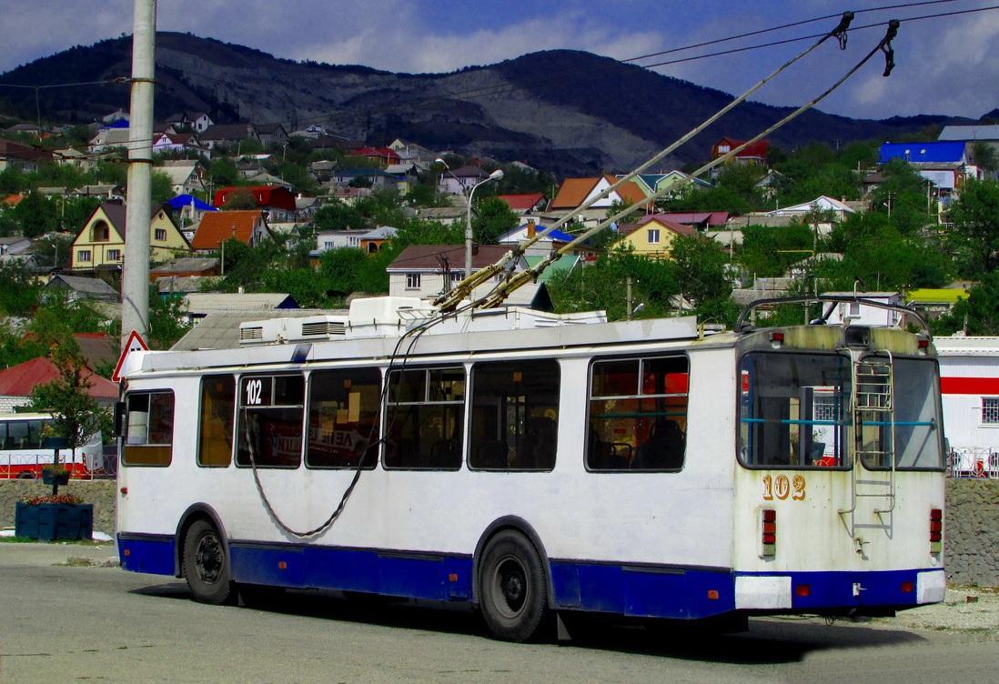 Троллейбусы в Новороссийске работают не для прибыли