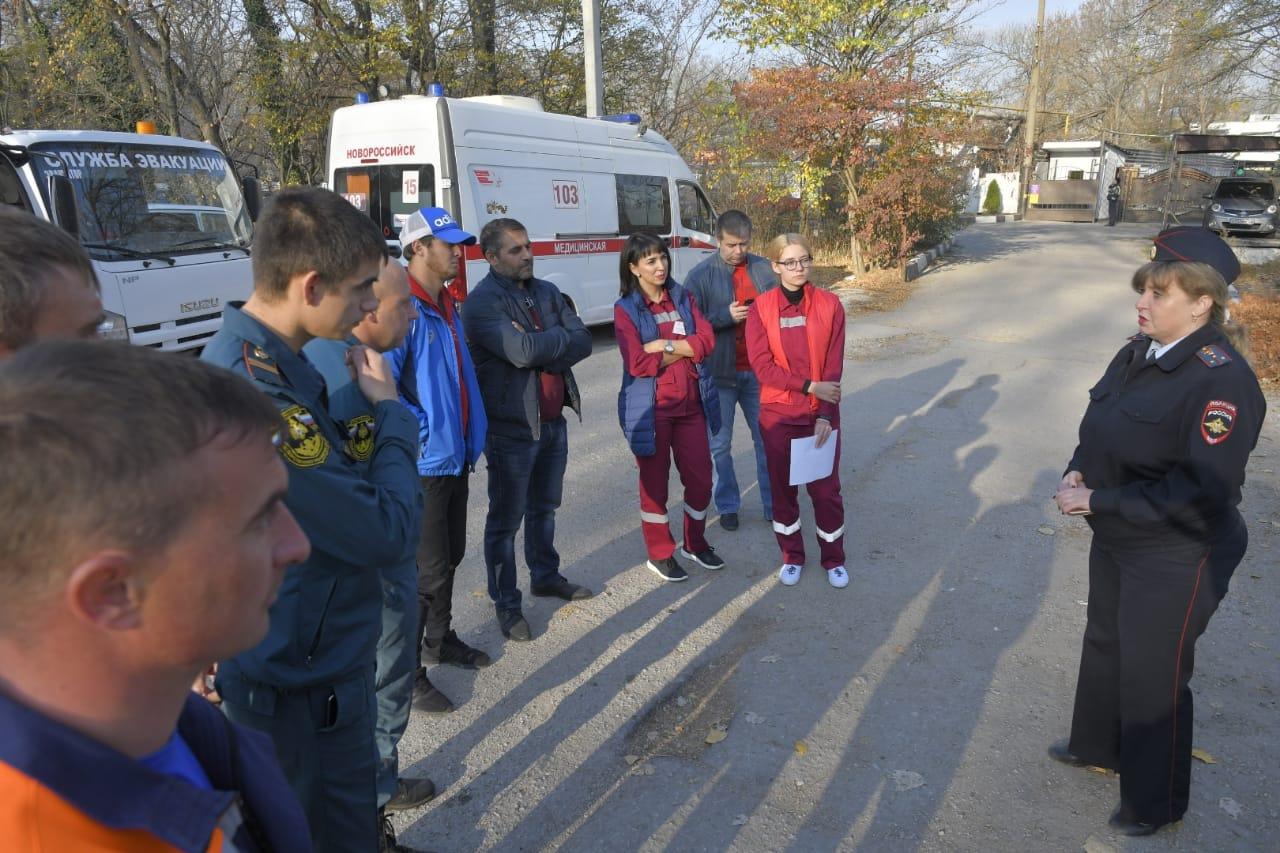 день памяти жертв ДТП в Новороссийске