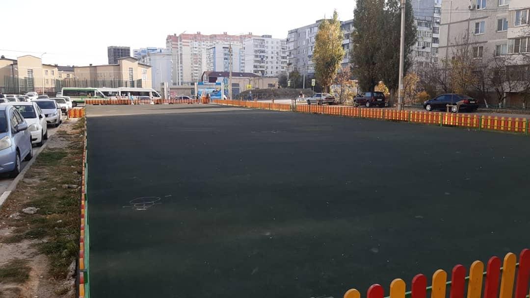 В Новороссийске горе-подрядчик оставил без оборудования 22 детские площадки