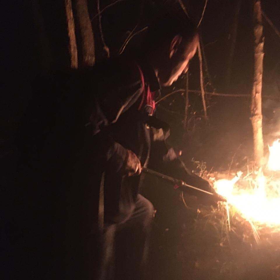 Новороссийск осенью горит как летом