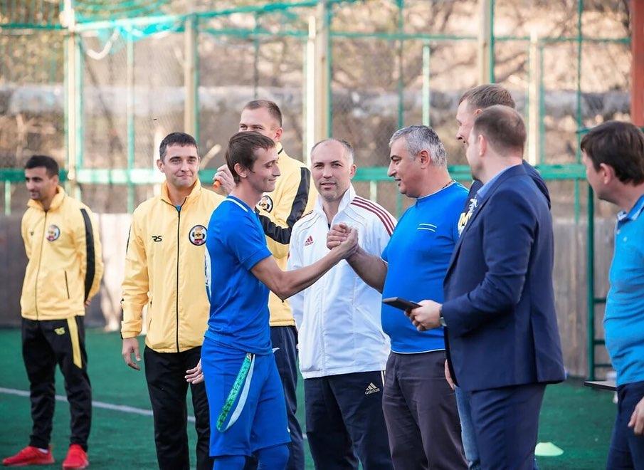 Команда «НоворосБетон» завоевала Кубок Новороссийска по мини-футболу