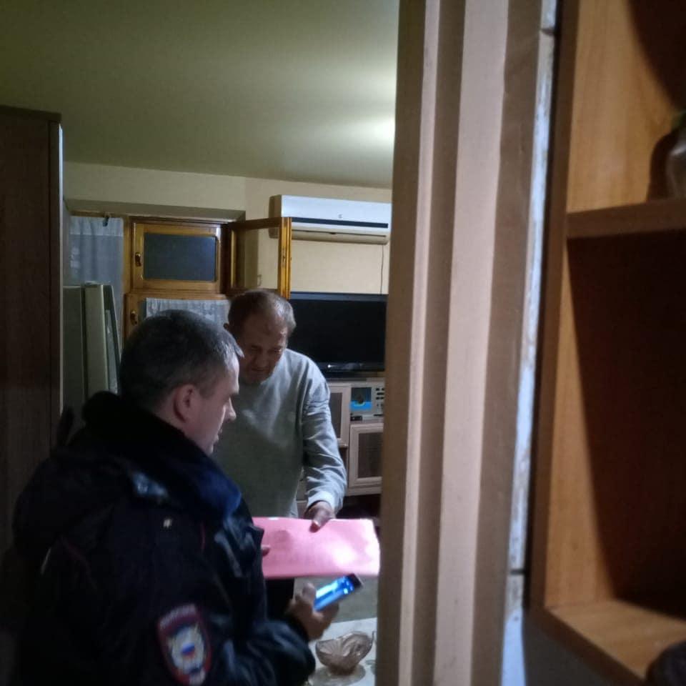 В Новороссийске весь дом слышал, как муж будил жену