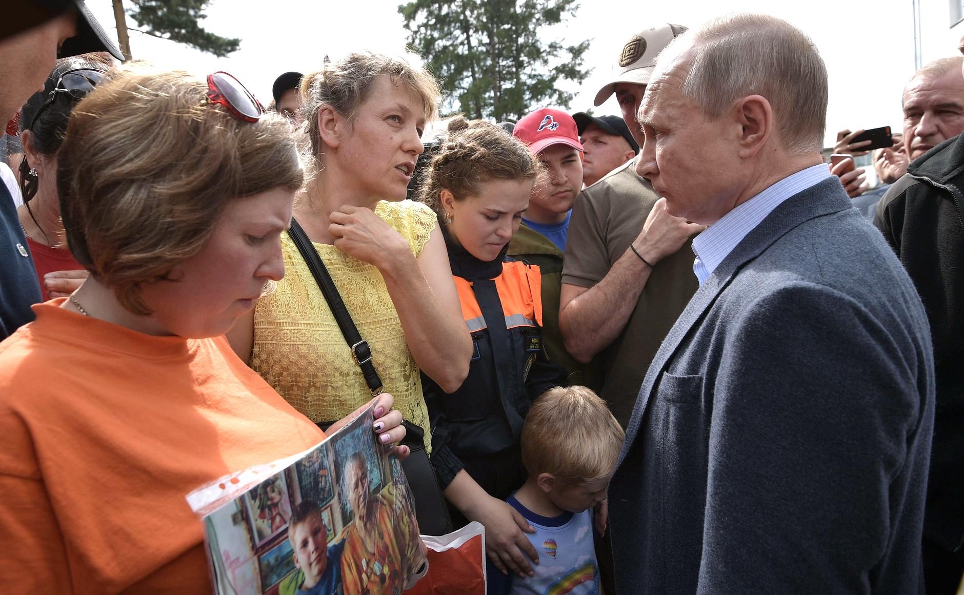 Новороссийцы стали меньше жаловаться Президенту игубернатору