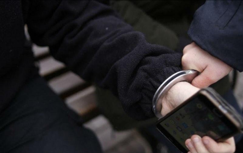 Новороссийские полицейские задержали злоумышленника в Воронеже