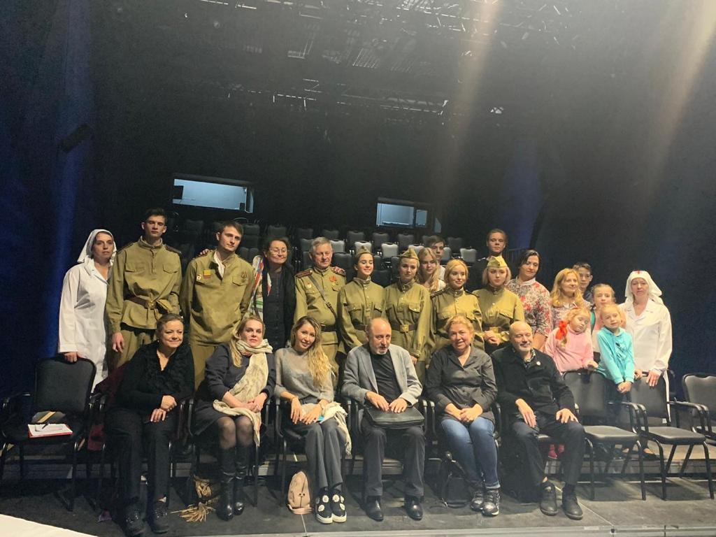 В Москве новороссийский студенческий театр назвали лучшим актерским ансамблем России