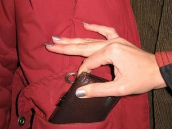 Полицейские Новороссийска задержали серийную карманницу