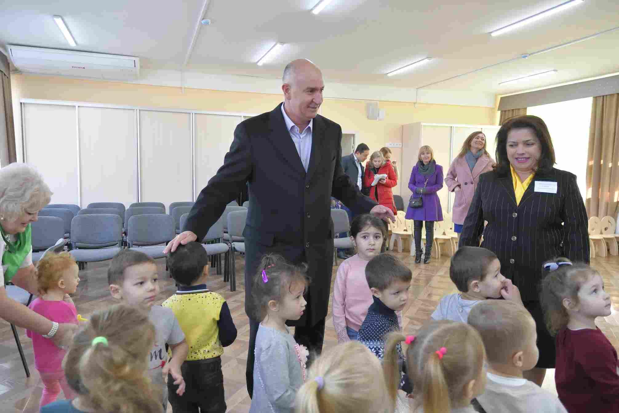 В Новороссийске открылся новый детский сад
