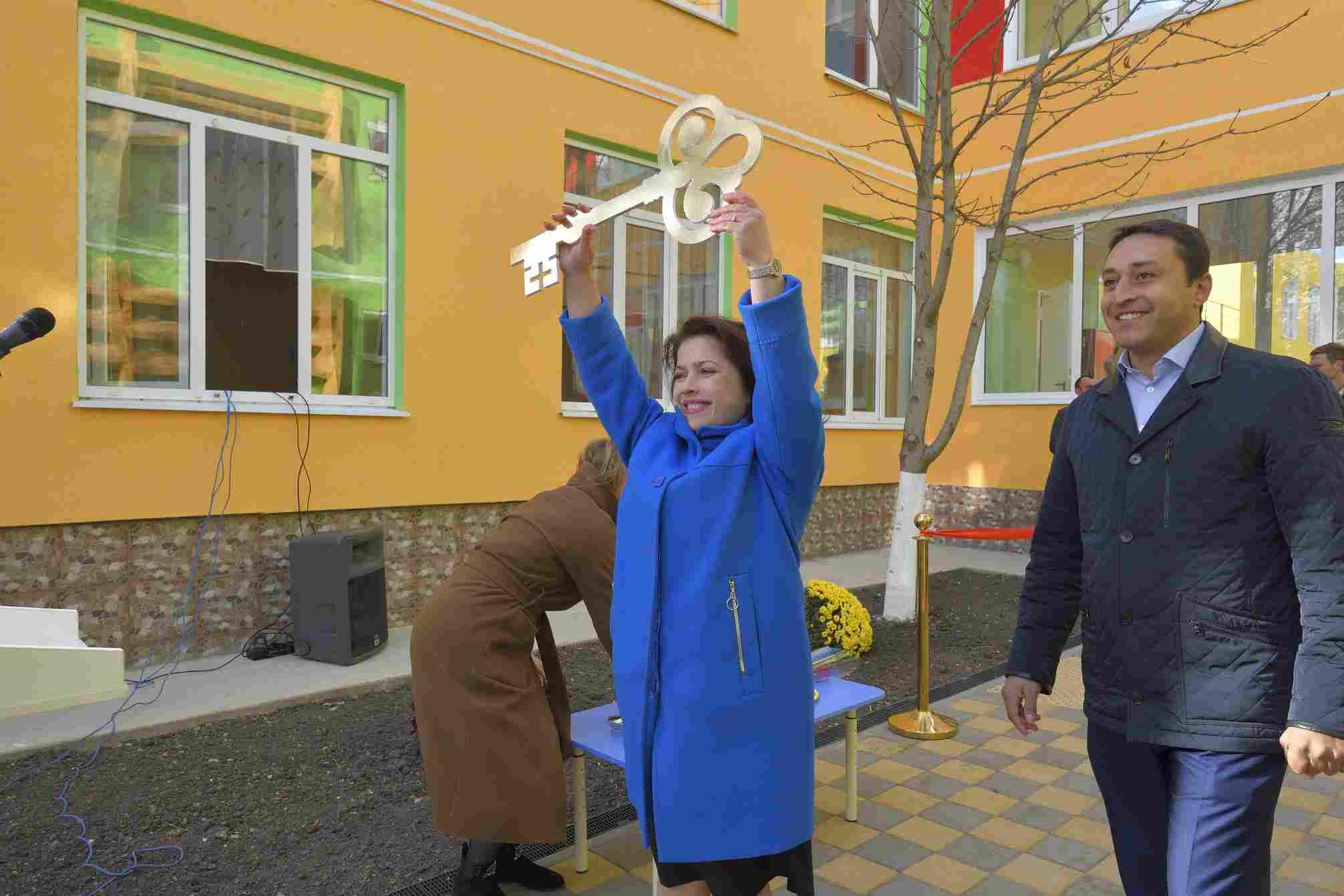 В Новороссийске открылся новый детский садик