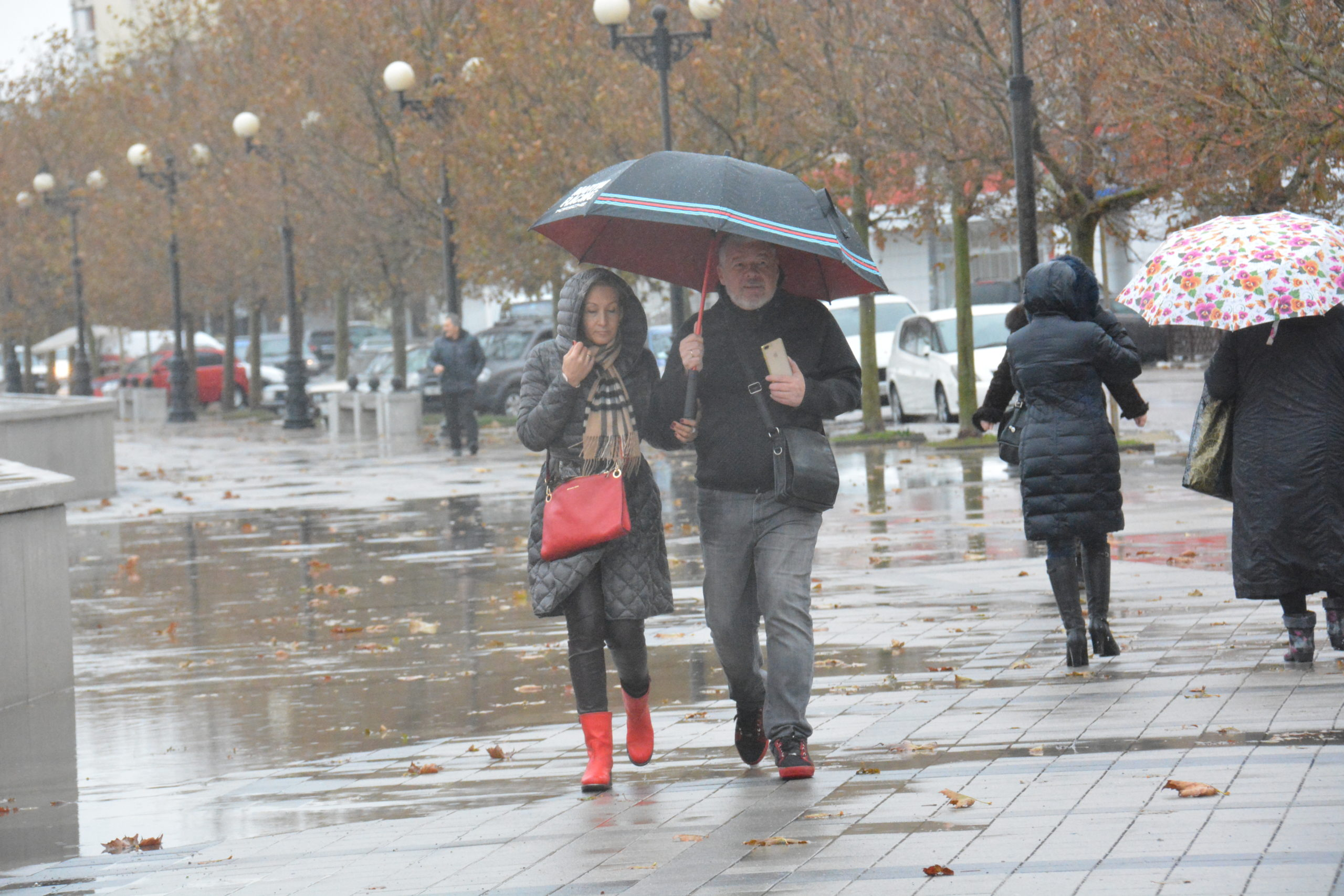 В эти выходные Новороссийск ждут гроза и дождь