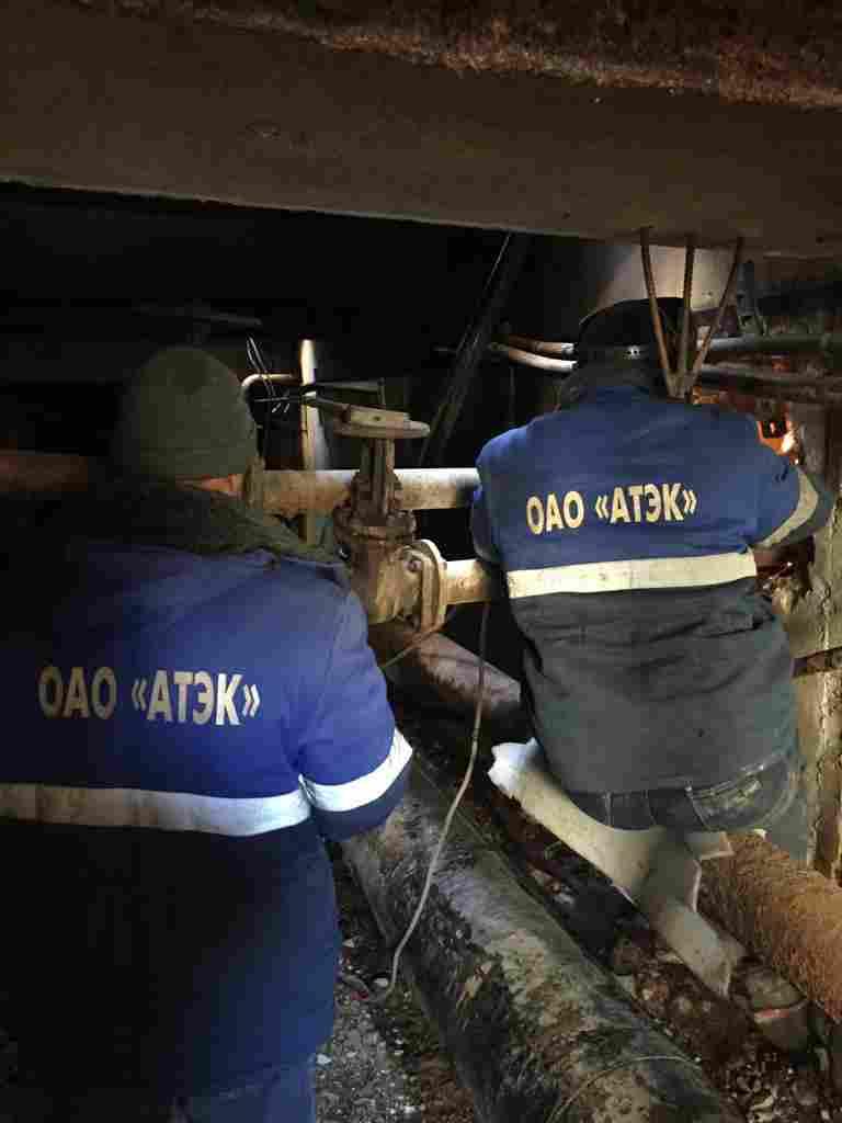 Утечка, из-за которой вНовороссийске осталось без тепла 30тысяч жителей, найдена