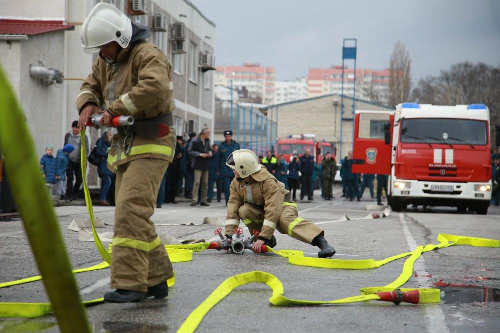 Сложная работа: с чем сталкиваются пожарные Новороссийска