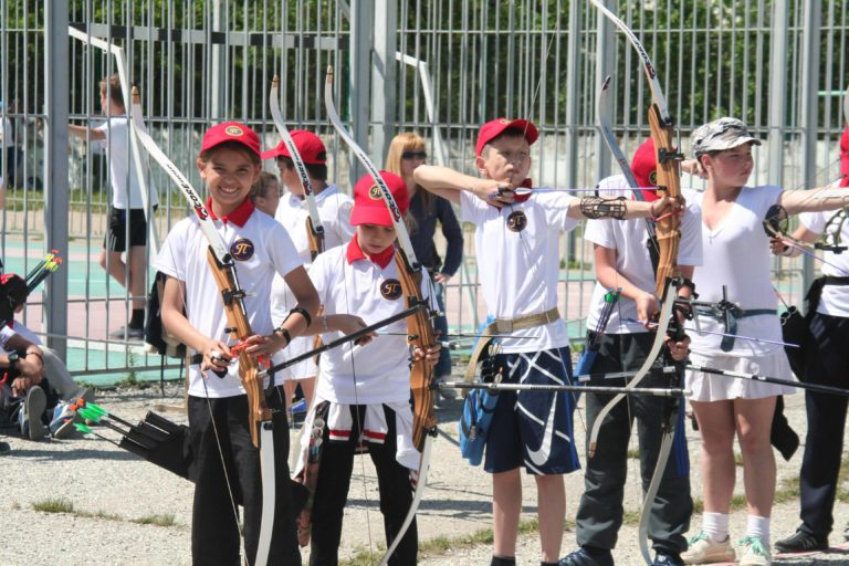 Новороссийские лучники завоевали золото на Кипре